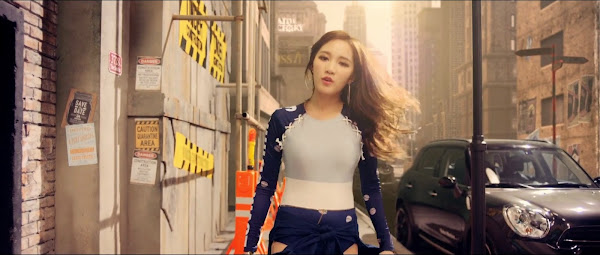 Jia from Miss A in Only You