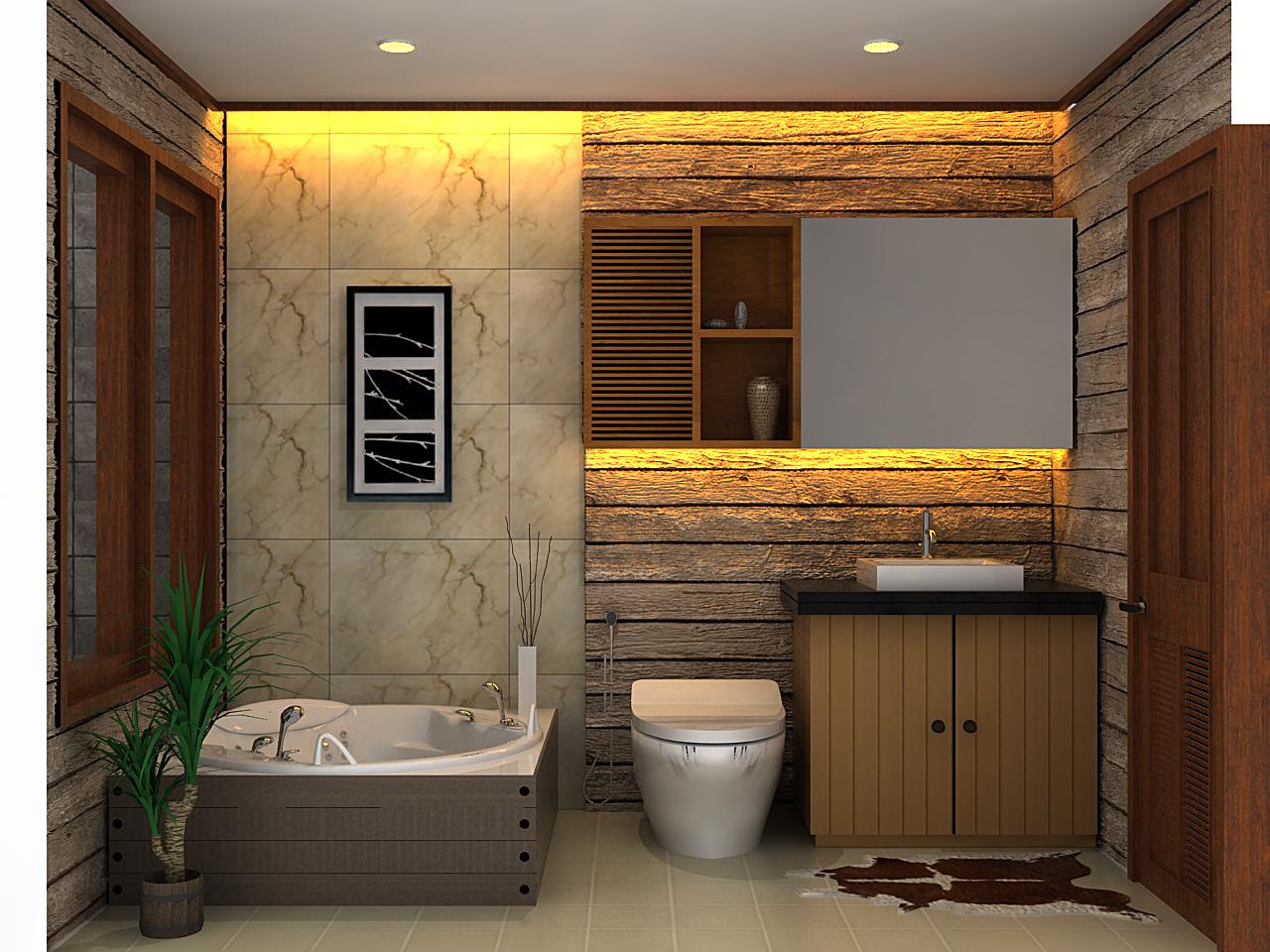 Design Interior Apartemen Bandung