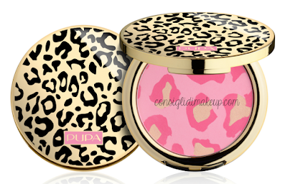 nuovo blush leopardo pupa