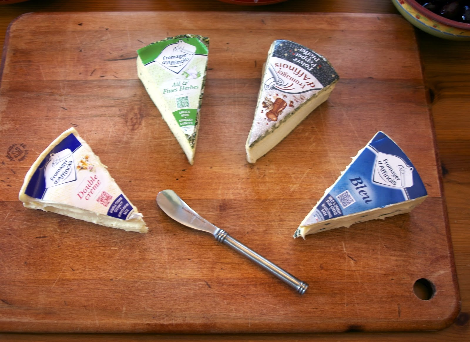 Fromager d' Affinois:  simplelivingeating.com