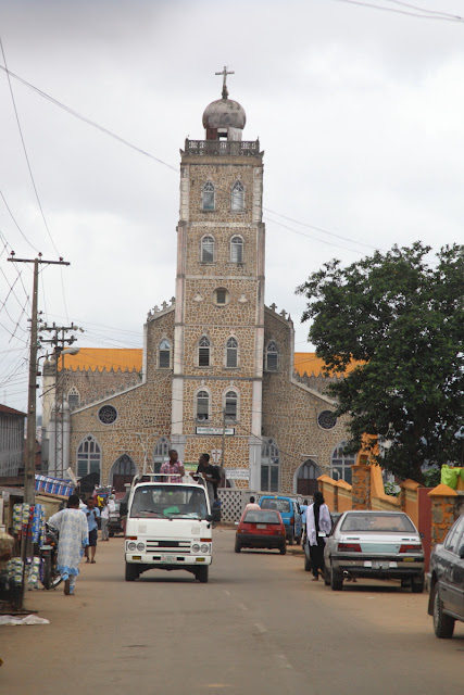 the cathedral of all saints