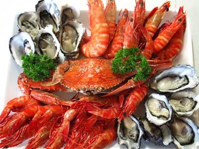Trik Jitu Menyimpan Seafood