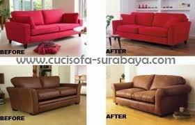Cuci Sofa Manyar Gresik Hub P. Joyowongso