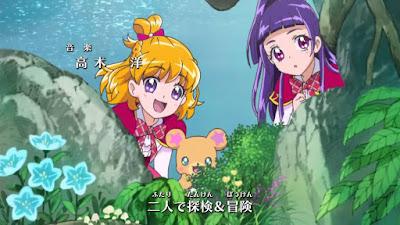 Mahoutsukai Precure! Movie