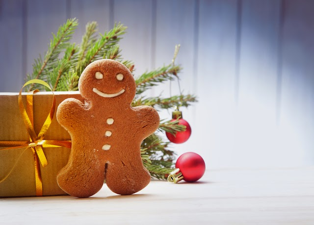 The Best Christmas Gift Ever: Finding Blessings in Challenges  Smiling-Gingerbread-Man