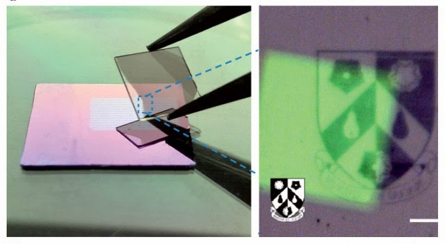 Oxford University's ITO/GST phase-change material nanopixel display