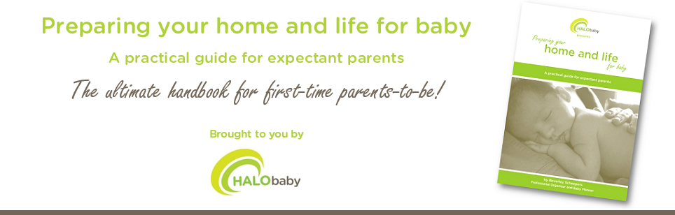 Preparing your home and life for baby