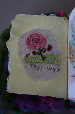 Buttonhole Stitch