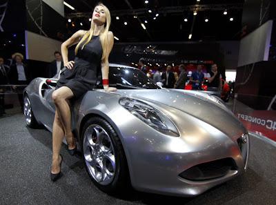 Frankfurt Auto Show 2011