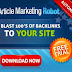 Article Marketing Robot Review : Is It An Useless Tool?