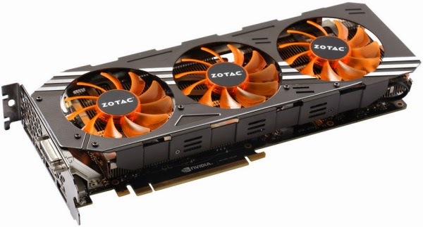 Zotac GTX980 AMP! Edition 4GB