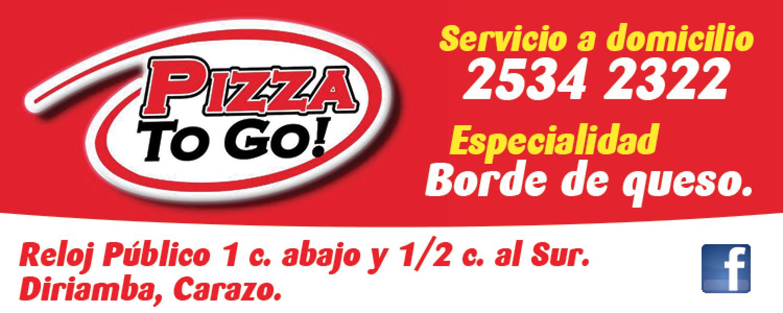 LA MEJOR PIZZA DE CARAZO: