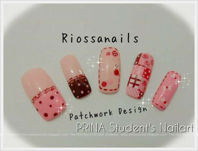 The pink room intl nail academy pinkroom nailart class different themes of nail art will be posted up too bookmark our blog prinsesfo Choice Image