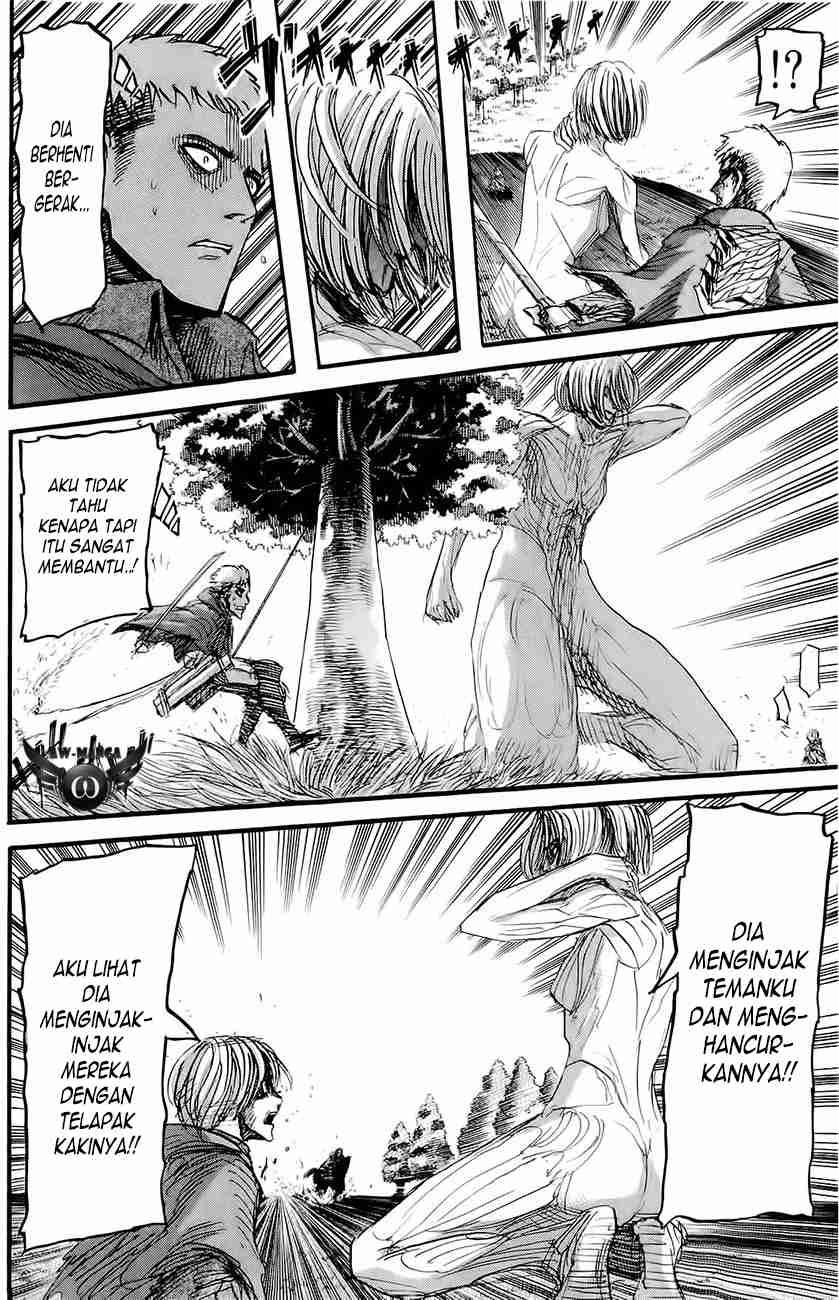 Komik shingeki no kyojin 023 - titan wanita 24 Indonesia shingeki no kyojin 023 - titan wanita Terbaru 39|Baca Manga Komik Indonesia|Mangacan