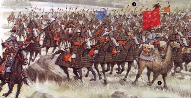 татаро монгольское войско фото