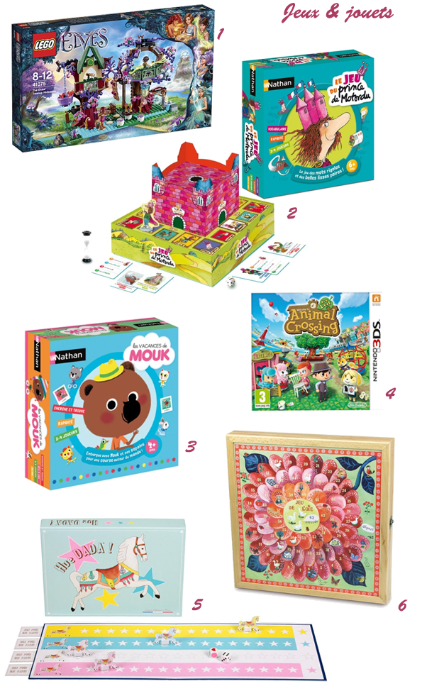 Idées cadeaux enfants jeux et jouets