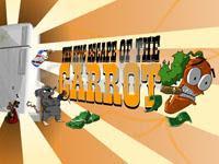 The Epic Escape of the Carrot walkthrough.