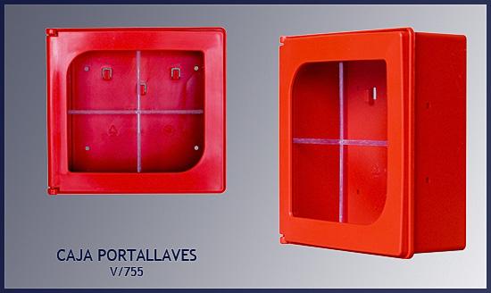 Caja portallaves