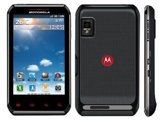 Spesifikasi Motorola XT760