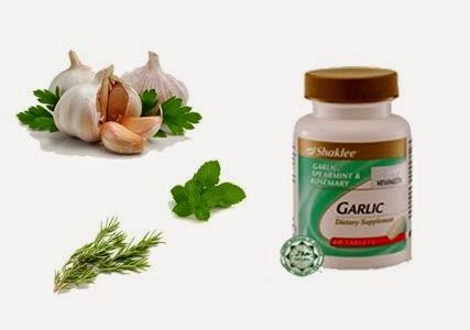 garlic complex membantu mengatasi tekanan darah tinggi