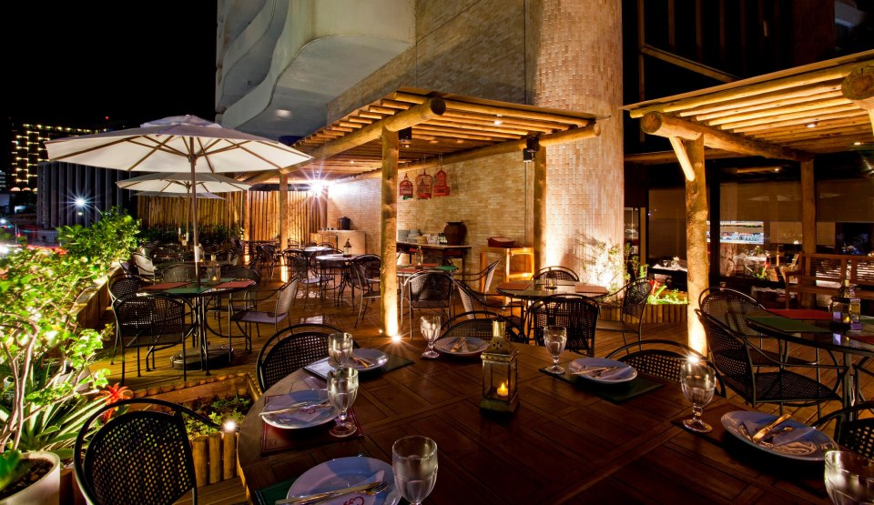 Cafe Rio Dell Menu