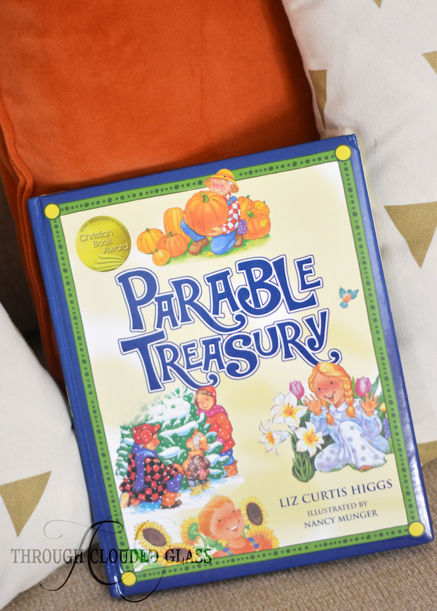 The Parable Treasury Book | Through Clouded Glass