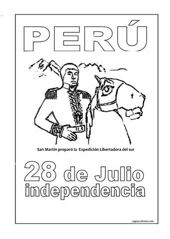 LAMINAS COLEGIALES PARA IMPRIMIR Y RECORTAR: Día de la Proclamación ...