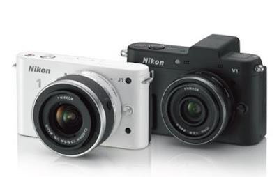Fotografia della Nikon J1 e della Nikon V1