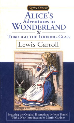 PhaeTo Reads: Alice's Adventures in Wonderland by Lewis