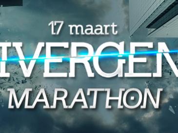 ♥ DIVERGENT MARATHON ♥ 17 MAART 2015