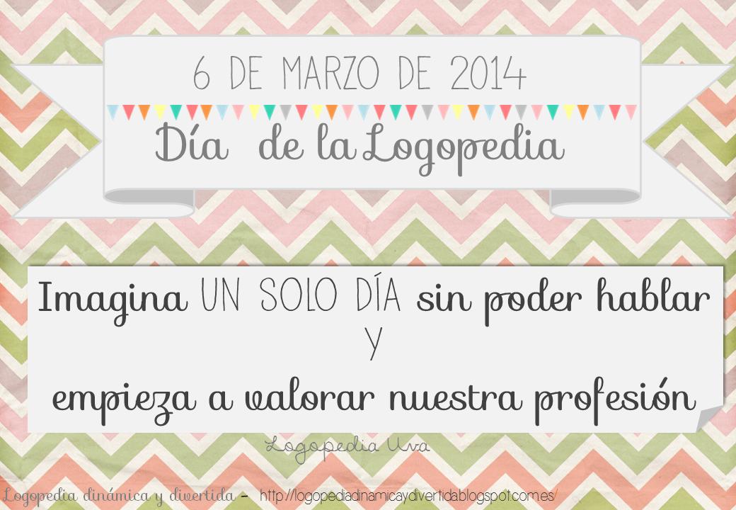 Día de la Logopedia