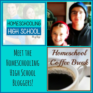 Meet the Homeschooling High School Bloggers! Introduction to the Homeschooling High School Blog Hop on Homeschool Coffee Break @ kympossibleblog.blogspot.com