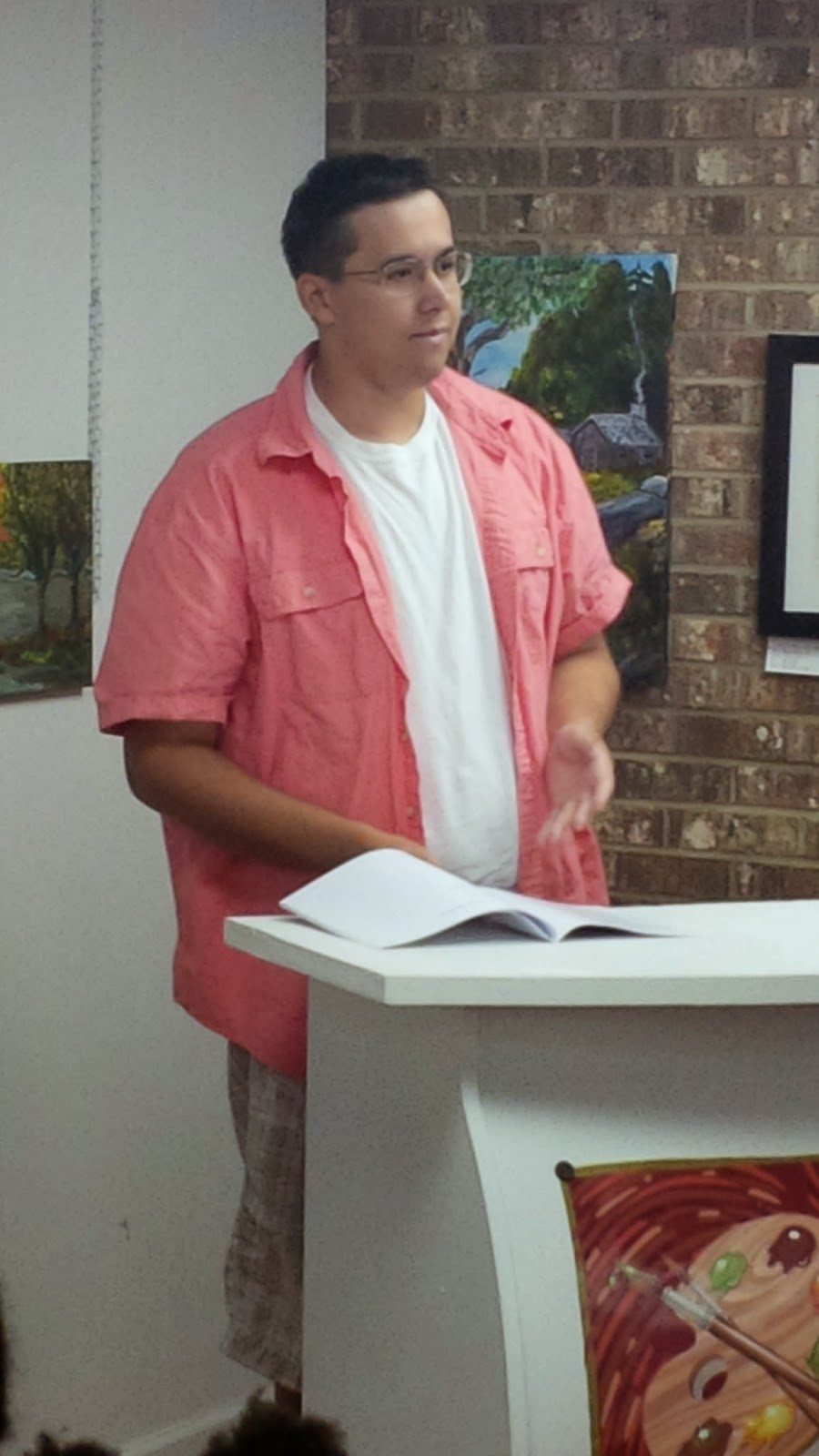Ryan Petty, Indian Trail Cultural Arts Center