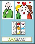 Este blog utiliza las imágenes de ARASAAC