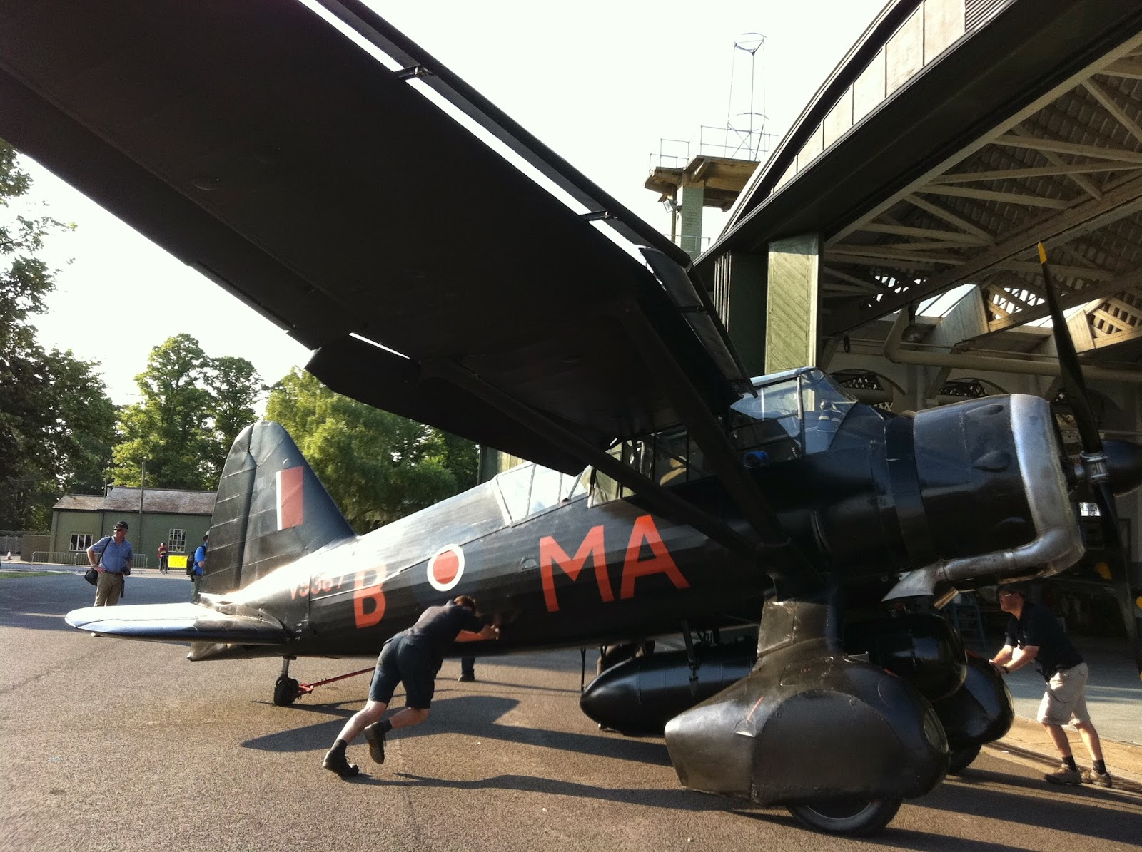 WESTLAND LYSANDER DESIGN TOUR   Rich and Greg's Airplane Page on