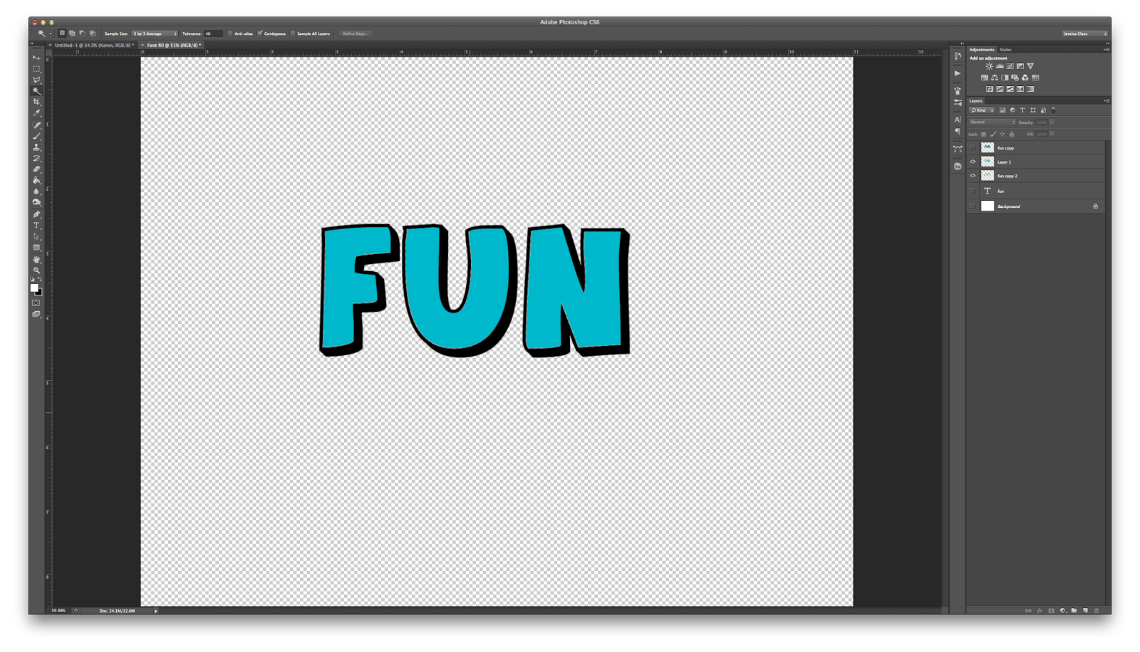 how to turn off view mask photoshop