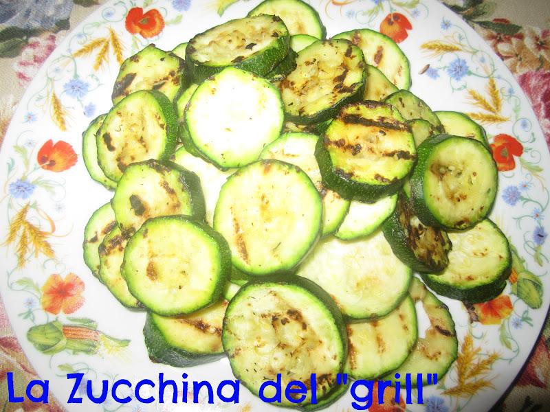 La marchesa del grill la zucchina del grill for La zucchina