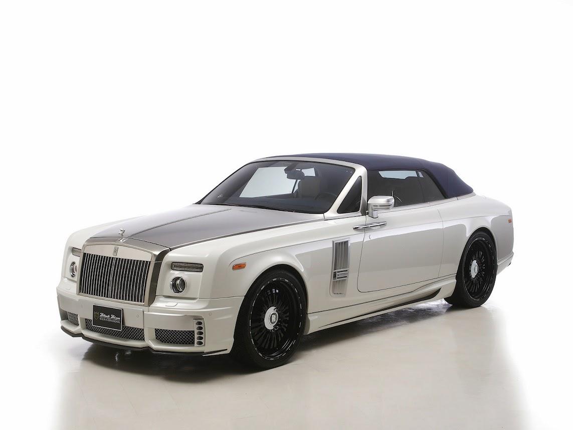 FAB WHEELS DIGEST FWD 2012 RollsRoyce Phantom Drophead