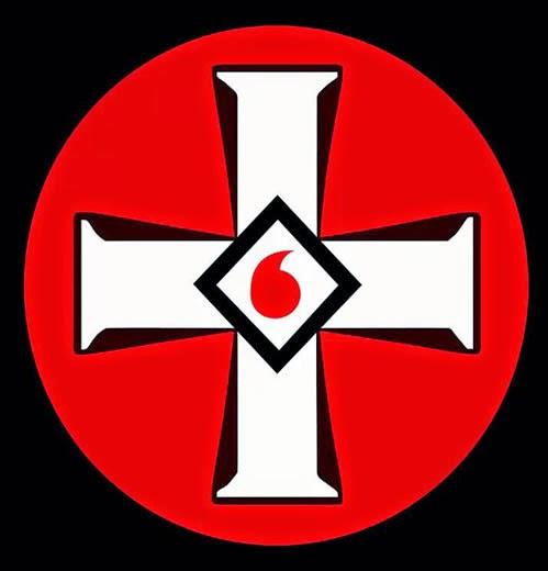 Ku Klux Klan symbol