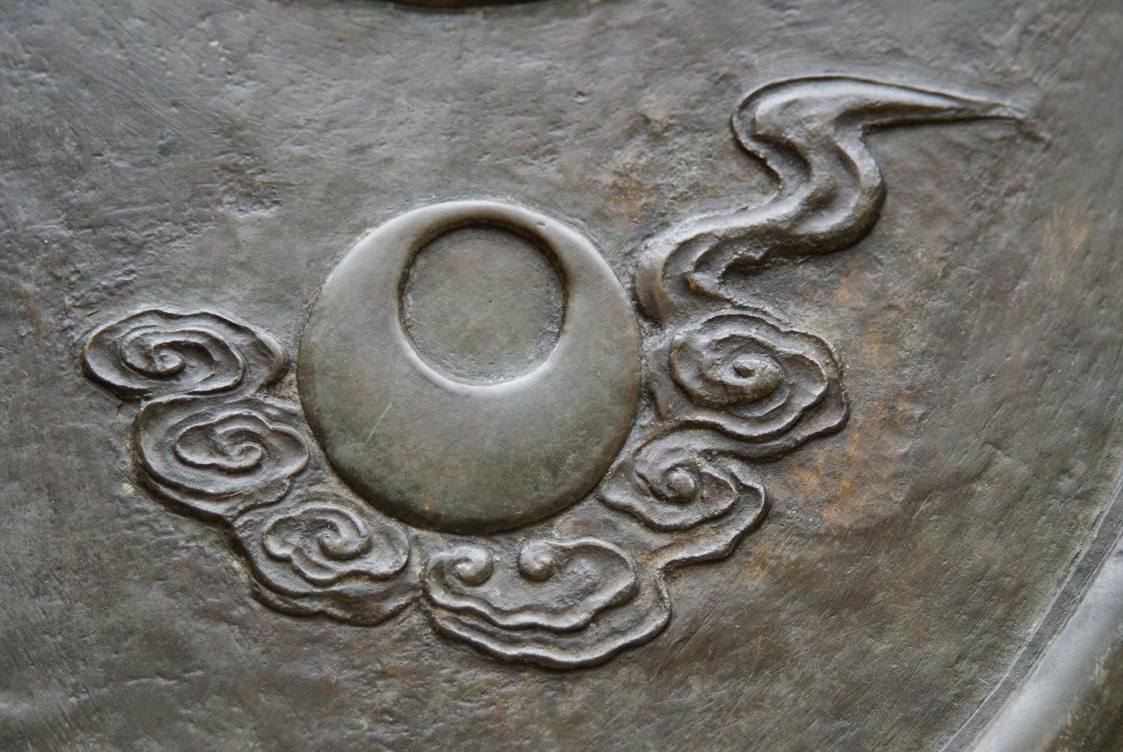 bronze japonais ancien