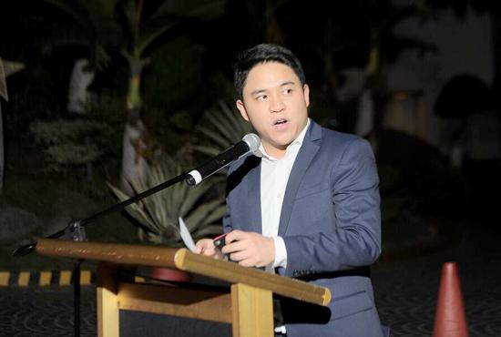 Marco Polo Davao Marketing and Communications Manager Josef Ledesma