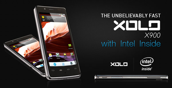 XOLO X900 – Intel's First Smart Phone