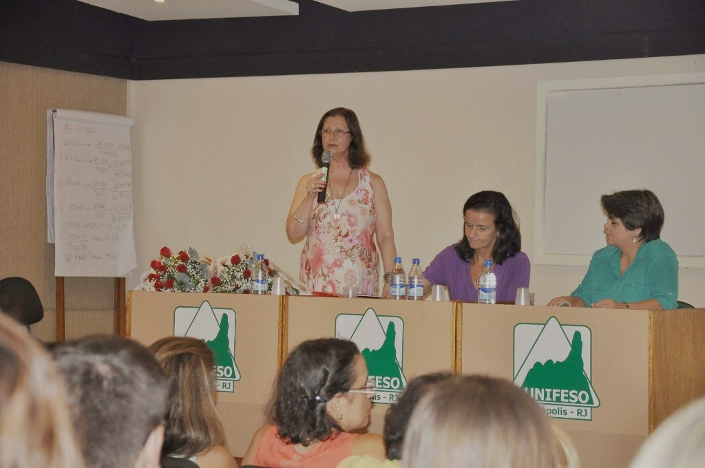 "Aula Magna do curso de Pedagogia do UNIFESO abordou o tema ""Sexualidade e Diversidade Humana: desafios contemporâneos"""