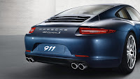 2012 Porsche 911 Carrera Coupe (911 not 998) New Rear