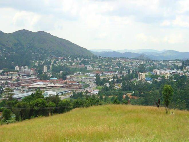 Mbabane Swaziland Tourist Destinations