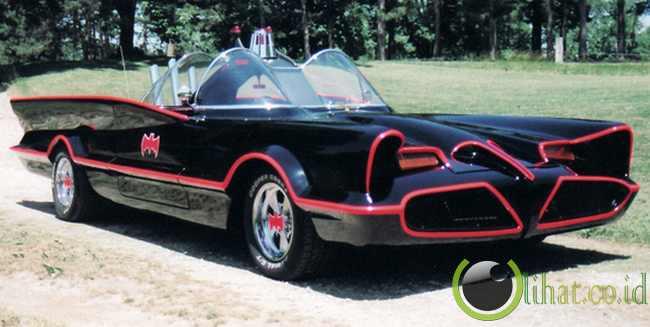 tkp-gila.blogspot.com - 5 Mobil Batman yang Melegenda dari Masa ke Masa