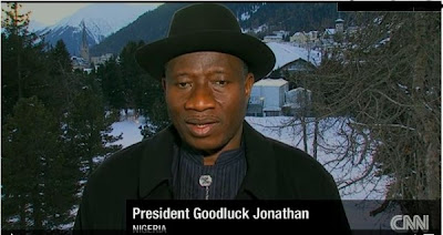 """VIDEO: """"I promise you, by the end of this year, power outages will be reasonable stable in Nigeria""""- President Goodluck Jonathan (Watch)"""