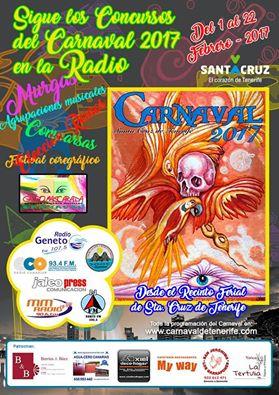 CONCURSOS CARNAVAL S/C 2017