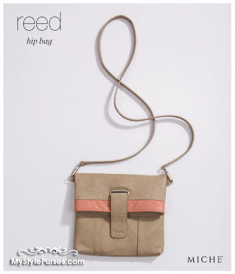 Miche Reed Hip Bag