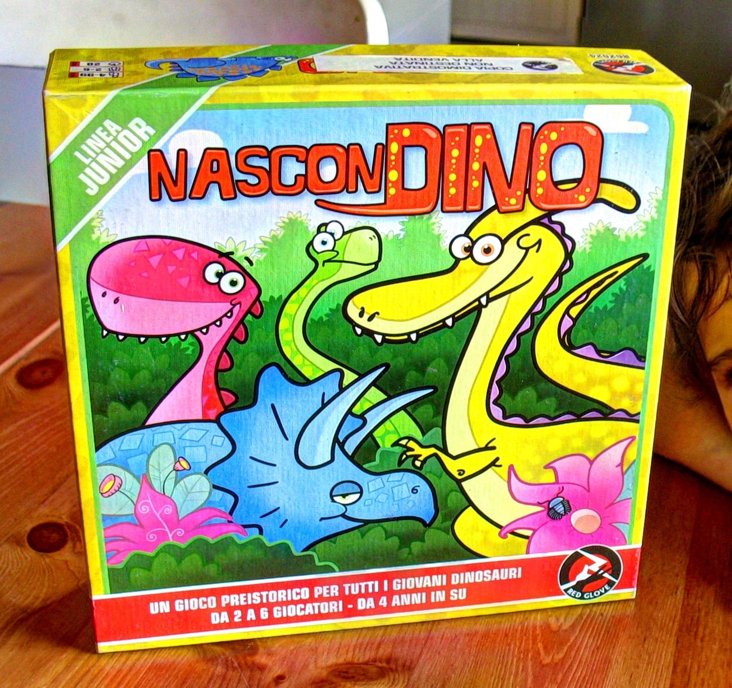 giochi dinosauri